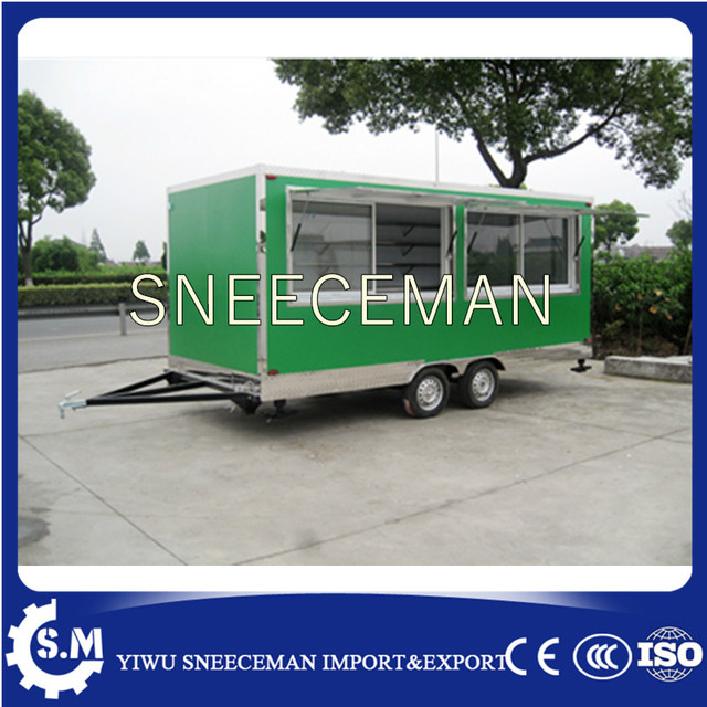 US $6398 0 | Custom Mobile Food Kiosk Catering Trailer With CE  Certificates-in Food Processors from Home Appliances on Aliexpress com |  Alibaba Group