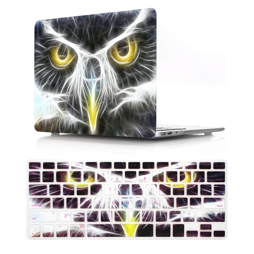 HD Pattern Hard Case for MacBook 63