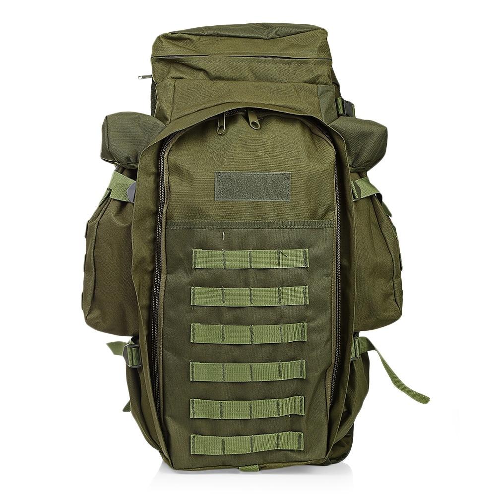60L Outdoor Backpack Pack Rucksack for Hunting Shooting Camping Trekking Hiking Traveling Backpacks Waterproof Bags (1)