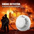 Высокочувствительный детектор дыма  система домашней сигнализации  независимый детектор дыма  датчик Пожарной защиты