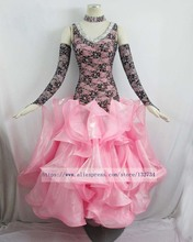 Smooth Ballroom Tango Dress,