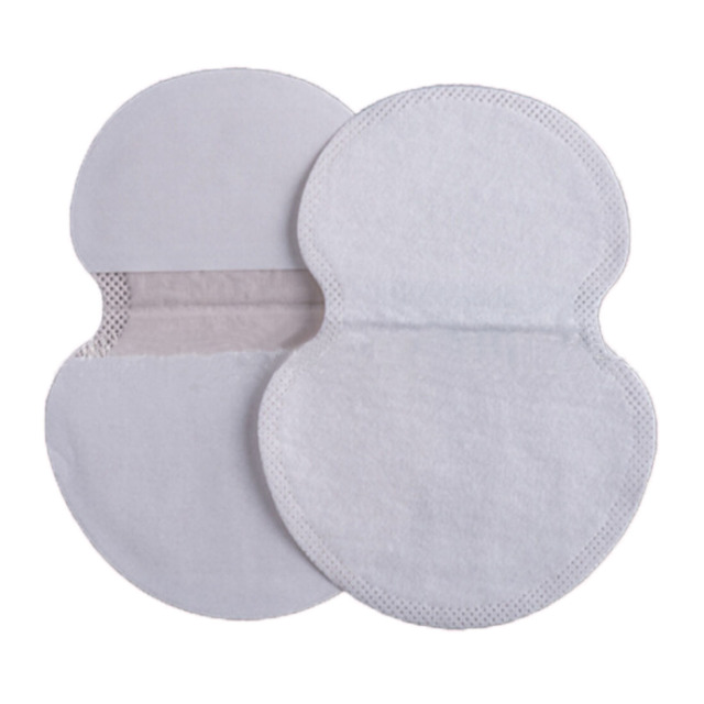 10pcs/30pcs/50pcs Underarm Dress Clothing Armpit Care Sweat Scent Perspiration Pad Shield Absorbing Deodorant Antiperspirant