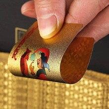 Style Poker Cards 24K Carat Novelty