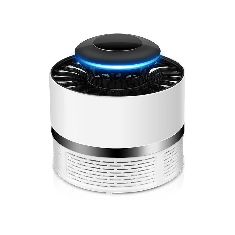 Lámpara eléctrica de Mosquito inteligente expandida USB, antimosca, trampa de insectos, sin radiaciones