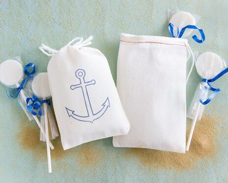 2582678597d1 Nautical destination wedding anchor Hangover Kit favor gift Welcome Bags  Bachelorette hem bridal shower party gift bag-in Gift Bags   Wrapping  Supplies from ...