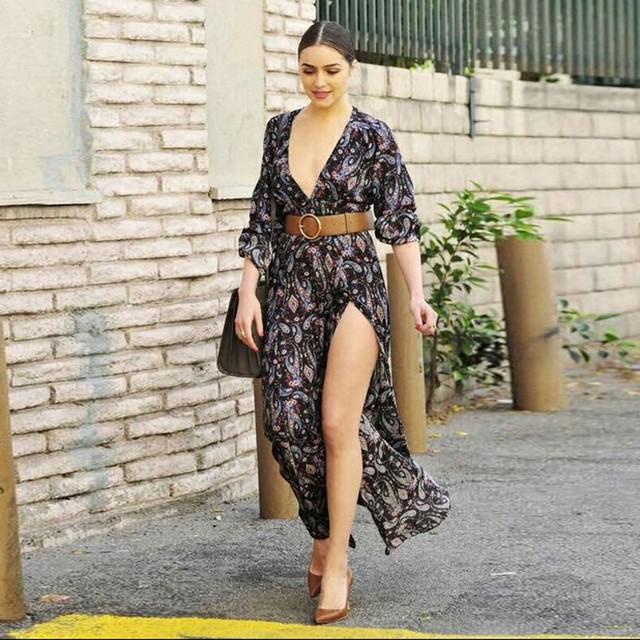 Moda de Las Mujeres Anchas Correas Diseño Simple Correa de Cuero Fresco Estilo Retro de Metal Círculo Negro Adultos Accesorios