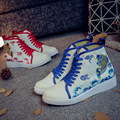 New Women Chinese Traditional Embroidered Shoes SMYXHX-D0231