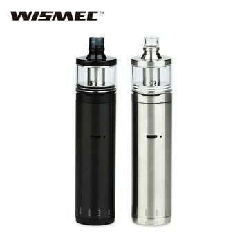 Sale! Original WISMEC Vicino D30 Starter Kit 3000mAh Battery & 6ml Vicino D30 Atomizer with 0.2ohm Triple Atomizer Head Vape