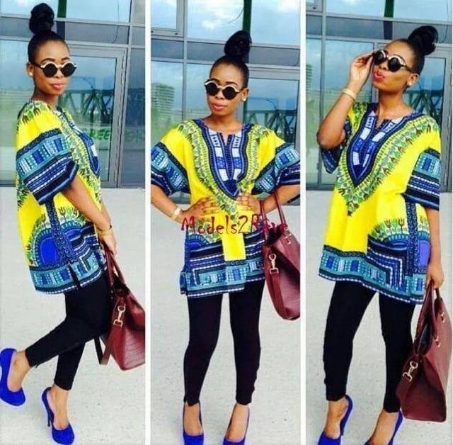 Традиционная одежда в африканском стиле Платья для женщин для Для Женщин Дашики платье халат Африканский Базен Riche Vestidos Longos Verao Пром Vetement elbise