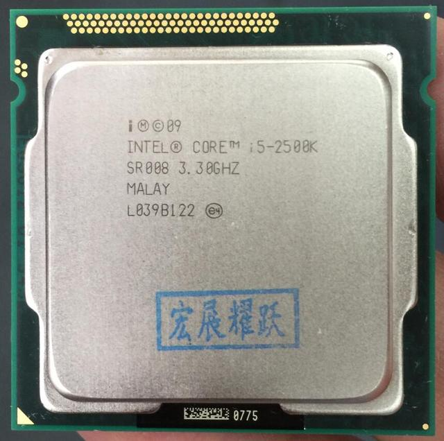 Intel Core i5 2500K i5 2500k CPU Quad Core PC Computer Desktop CPU LGA1155-in CPUs from Computer ...