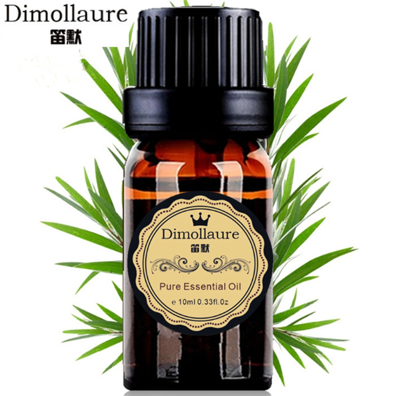 Dimollaure Tea tree Essential Oil fragrance lamp Aromatherapy plant essential oil Skin Care Massage Oil Oil control acne image