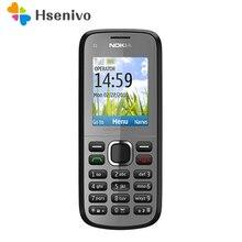 C1-02 Nokia original unlocked C1-02 One sim card mobile