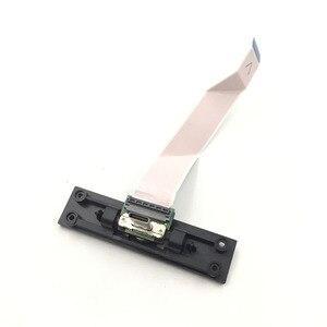 Image 5 - Gebruikt Vervanging Type C Lader Socket W/Lint Cabe & Plastic Houder voor Nintendo Switch HDMI Opladen Dock