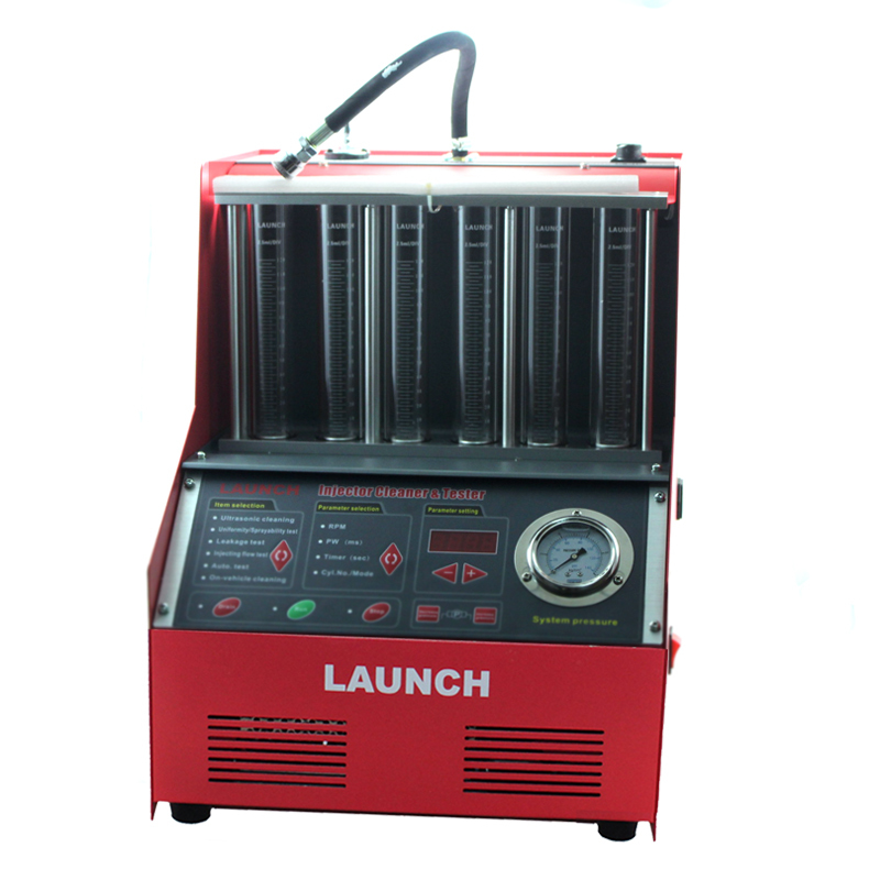 2019 Hot Selling 100% Original Launch CNC 602A Injector Cleaner & Tester With English Panel Launch CNC602A