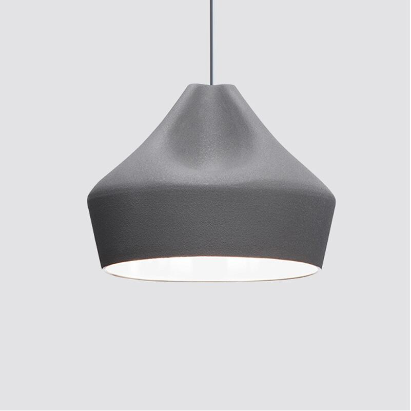Free Shipping Modern Black white red gray Ceramic Dinning room Cafe Bar Pendant light Pendant lamp home lighting indoor lamp