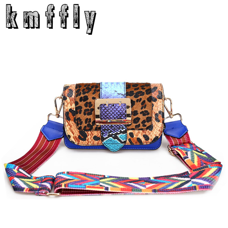 KMFFLY Winter Luxury Handbags Women Famous Brand Women Bags Flowers Stylish Plaid Handbags Crossbody Messenger Bag Sac A Main