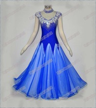 Awsome Ballroom Dance Dress for adult,lady,Girl. ballroom dance dress lunba dance costume tango and the waltz dress B-0410