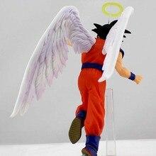 Dragon Ball Z Dramatic Showcase Angel Son Goku Figure Angel Kakarot Action Figure 16cm