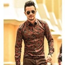 kleding Casual bedrukte shirt