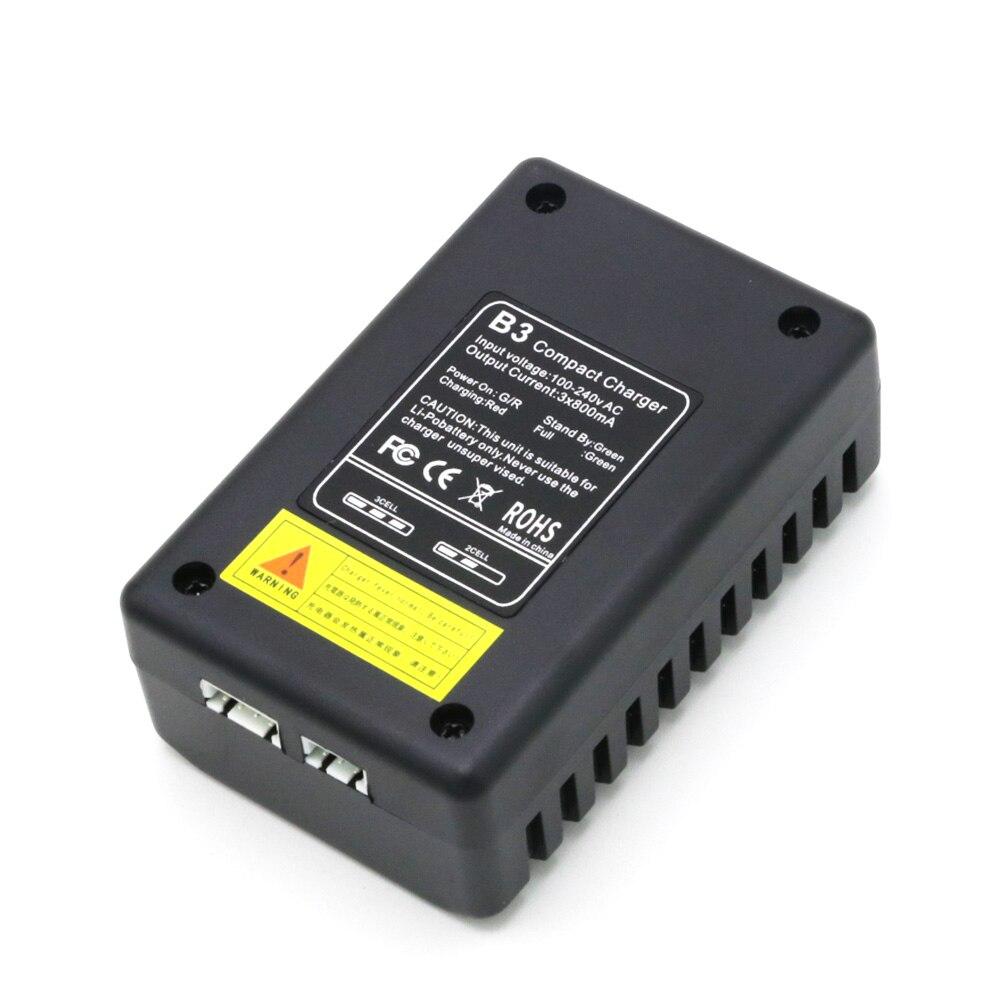 1 шт. Imax B3 7,4 В 11,1 В литий-полимерный Lipo аккумулятор зарядное устройство 2s 3s ячейки для RC LiPo AEG страйкбол для RC Хобби Прямая поставка