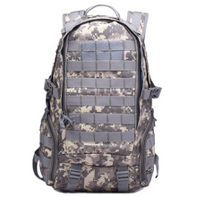 Men s waterproof tactics evection knapsack backpack multifunction outdoor camouflage army fans nylon sport bag 30L