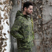 New Multicam Camo Hunting Hoody Jacket CP Ripstop Field Hunting Jakcet CP for Outdoor Hunting Jacket