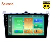 Seicane 10,1 Android 8,0/8,1 для 2008 2009 2010 2011 2012 2013 2014 2015 Mazda 6 Ruiyi автомобильный навигационный GPS радиоприемник головное устройство проигрывателя