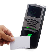100,000 Transaction Capacity Fingerprint Access Control and Time Attendance