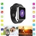 Новый А1 Smartwatch Android Smart watch С Камерой Bluetooth Спорт шагомер Tracker Переносной Устройство Для iOS ПК DZ09 U8 GT08