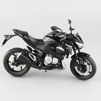 Child 1 12 To Scale Kawasaki Z800 Motorcycle Miniature Metal Tank Street Motor Bike Car Diecast