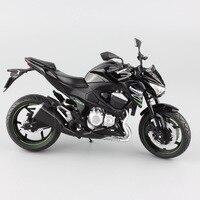 Child 1 12 To Scale Kawasaki Z800 Motorcycle Miniature Metal Tank Street Motor Bike Car Diecast
