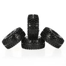 4Pcs Austar 2.2″ 125mm RC Tires for D90 Axial SCX10 Crawler