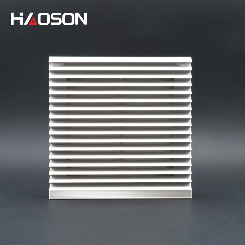 148.5*148.5*24.5mm Exhaust Filter,cabinet Vents, Ventilation Shutter, Air Filter For AC DC 12038 12025 120mm Fan HK6622.300