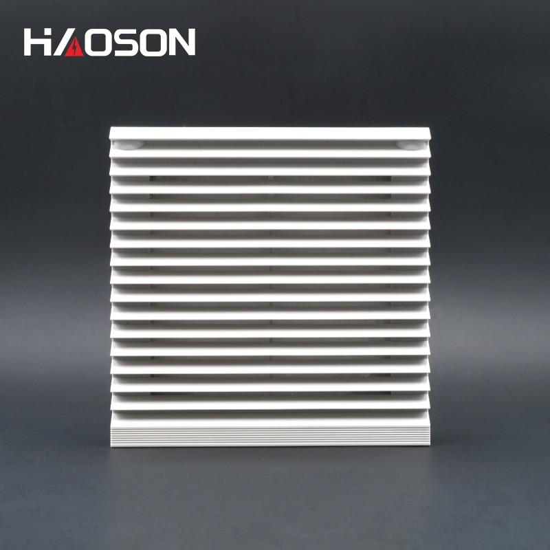 148.5*148.5*24.5mm Exhaust Filter,cabinet Vents, Ventilation Shutter, Air Filter For AC DC 12038 12025 120mm Fan HK6622.300
