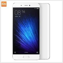 Original Xiaomi Mi5 smartphone Mi 5 Snapdragon 820 3GB RAM 32GB ROM 3000mAh Dual SIM Card 4K Video Mobile Phones
