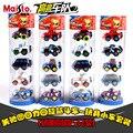 5pcs / lot 1 :64 cyclotron somersault toy car playset toy car children's cartoon toys