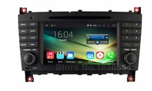 Quad Core Android 5.1.1 Car DVD Radio Player GPS for Mercedes/Benz W203 W209 W219 C230 C240 C250 C270 C280 C300 with BT WIFI