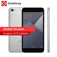 Global Version Original Xiaomi Redmi Note 5A Mobile Phone 2GB RAM 16GB ROM Snapdragon 425 Quad Core 5.5