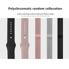 Original ersatz strap für Q9 p68 plus P70 P68 P80 smart watch Silica gel Milanese Strap