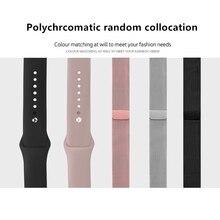 Originele vervanging band voor Q9 p68 plus P70 P68 P80 smart watch silicagel Milanese Band