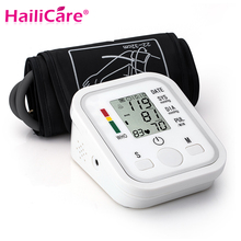 Health Care!New Arrival Arm Style Full Automatic Electronic Blood Pressure Monitor Sphygmomanometer  Blood Pressure Monitor