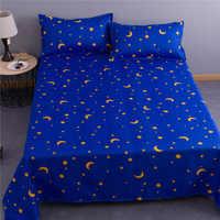 1pc folha de cama sabanas cama folhas de lençóis de cama de solteiro para dormitórios dos alunos 1.8 metros e camas de casal por cama de solteiro