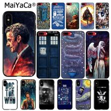 Tardis Box Doctor Who  Phone Case  For iphone 11 12 Pro 11Pro Max 8 7 6 6S Plus X XS MAX 5 5S SE XR