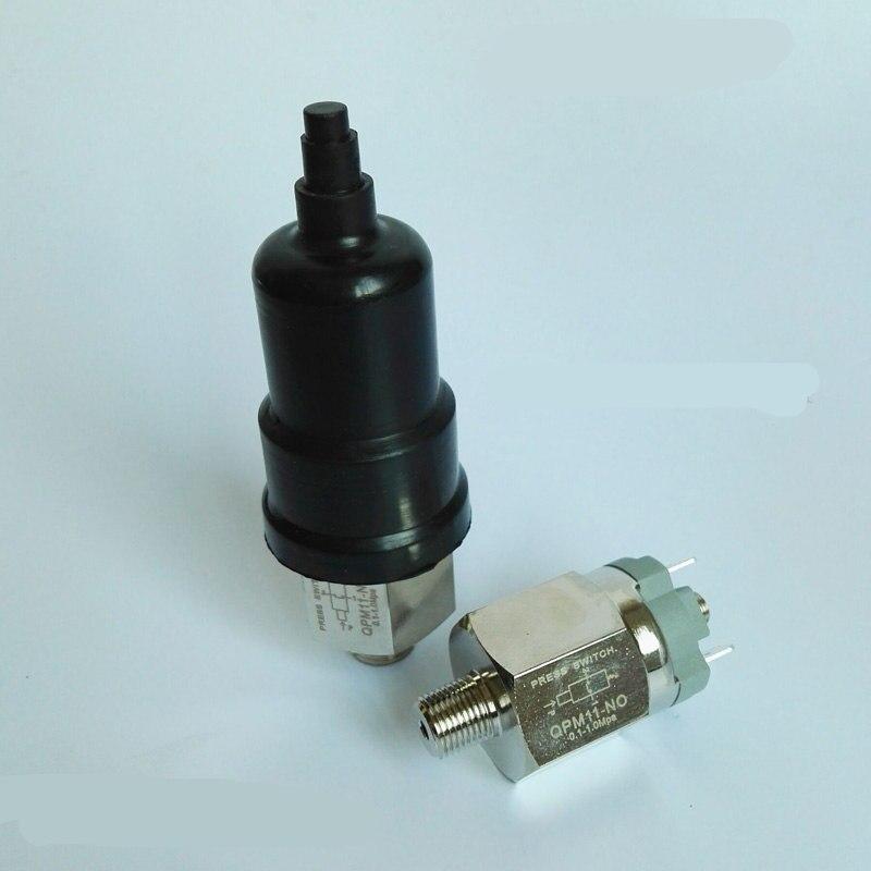 1/8'' Swtich Adjustable QPM11-NC / QPM11-NO Pressure Switch Wire External Thread Nozzle