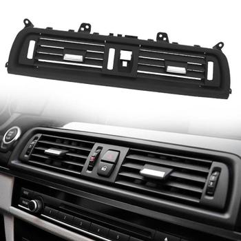 VODOOL Car Auto Replacement Parts Car Center A/C Air Outlet Vent Panel Grille Cover for BMW 5 Series F10 F18 523 525 535 image