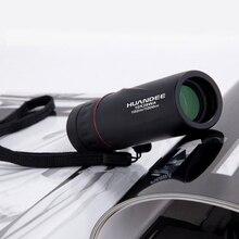Лидер продаж 10X25 HD монокуляр, Телескоп, Бинокль Масштабирование фокус зеленый плёнки Binoculo Оптический Охота Высокое качество Туризм область
