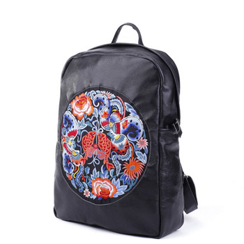 High Quality Ladies printing Backpack New Fashion Personality Large Capacity College student bag Casual Wild Travel Backpacks brand new women backpack large capacity computer bag fashion black bags high quality travel rucksack backpacks