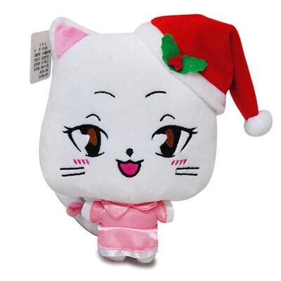 Fairy Tail цифры Рождество Carla Мягкие плюшевые игрушки чучело мягкие куклы Тедди отличный подарок