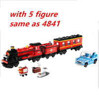 Lepin Harry Potter Hogwarts Train Express 16031 724pcs Building Blocks Bricks Educational DIY Toys For Children