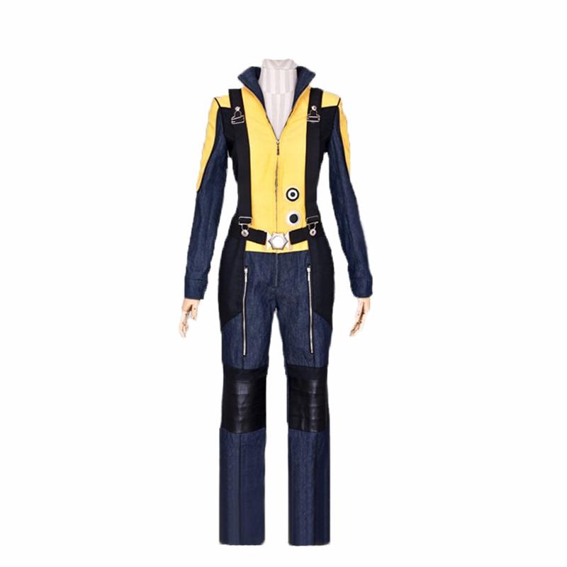 X-Men halloween costumes for adult women men Xmen Mystique Raven Darkholme Cosplay Costume Jumpsuit